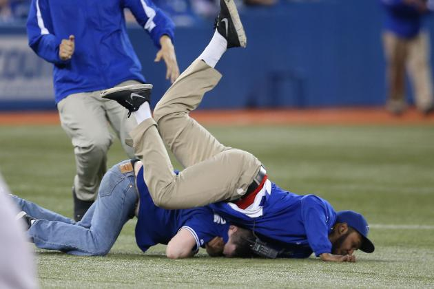 Cop Blames Blue Jays for Fan Running on Field in Witty Police Report