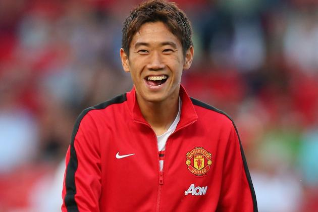 Shinji Kagawa Needs a Chance to Show David Moyes His Worth at Manchester United