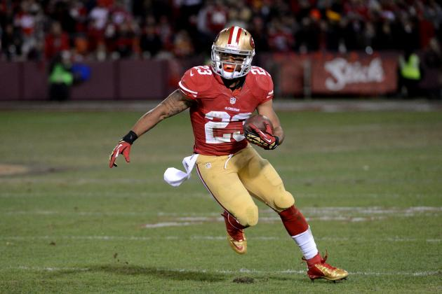 LaMichael James Injury: Updates on 49ers RB's Knee, Potential Return Date