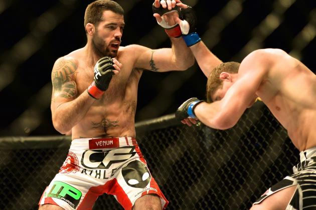 Matt Brown Draws Former Strikeforce Champ Tarec Saffiedine for Next Fight