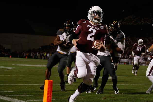 Examining the Value of Manziel's Scrambles