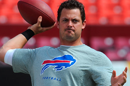 QB Kevin Kolb Headlines Trio Placed on I-R