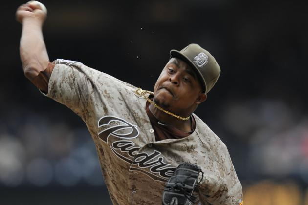 Colletti: Volquez to Pitch out of 'Pen