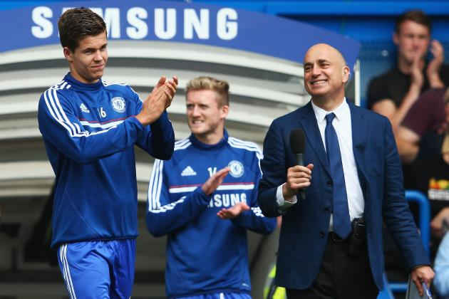 Chelsea Transfer News: Blues Should Rethink Not Loaning Marco Van Ginkel to Ajax