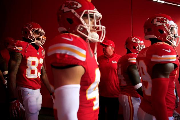 Burning Questions for the Kansas City Chiefs' 2013-14 Season
