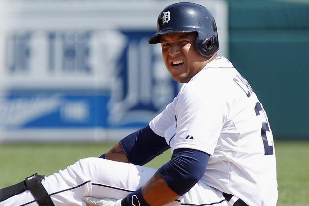 Miggy's 32-Game Reached Base Streak Ends