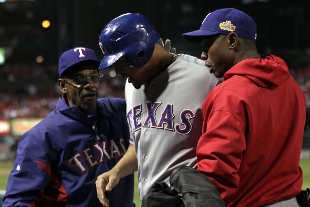 Report: Washington Says Nelson Cruz on Roster If Rangers Make Playoffs