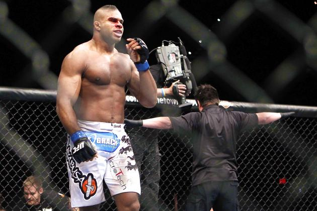 Dana White Confirms Alistair Overeem and Uriah Hall Will Fight in UFC Again