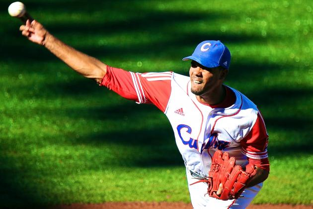 What Cuban Signing Miguel Alfredo Gonzalez Can Bring to the Phillies