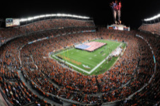 Fan in Fair Condition After Fall at Mile High