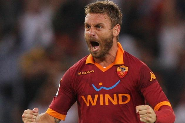 Daniele De Rossi Transfer Rumours: Midfielder Should Make Manchester United Move