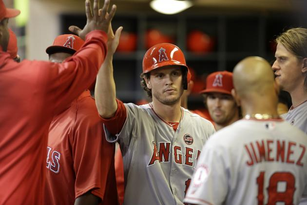 Green's Bases-Clearing Double Puts Halos over the Top