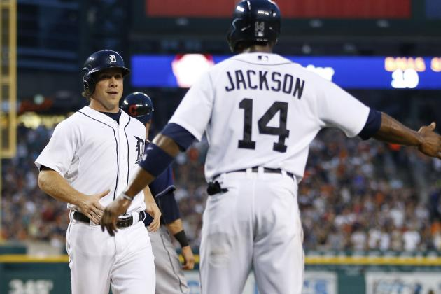 Cabrera Exits Early as Tigers Trounce Indians