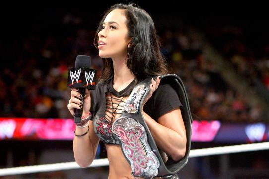 WWE Divas Championship Currently More Important Than World Championship
