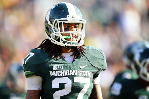 Michigan State Football: Defense Picks Up Offense in Win over Western Michigan