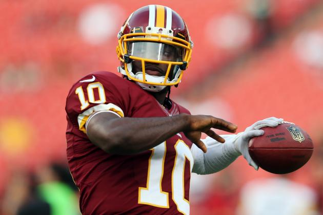 Washington Redskins Can't Change the Way Robert Griffin III Plays