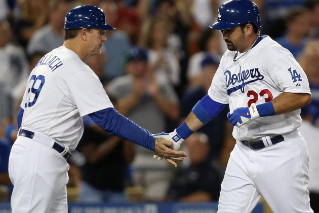 Dodgers' 22 Wins in August Are LA Record for Calendar Month