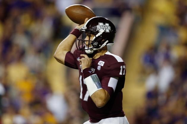 SEC Football: Oklahoma State vs. Mississippi State  Preview and Predictions