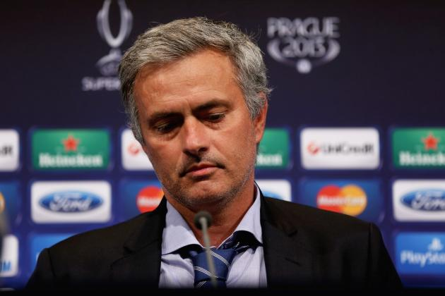 What Jose Mourinho and Pep Guardiola Can Take from the European Super Cup Final