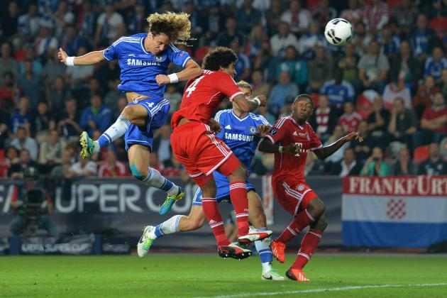 UEFA Super Cup 2013: Chelsea Expose Bayern Munich's Frailties
