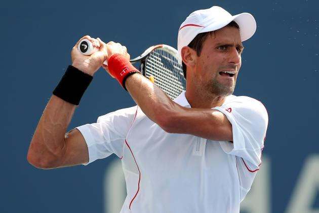 US Open Tennis 2013 Schedule: When and Where to Watch Remaining Rounds