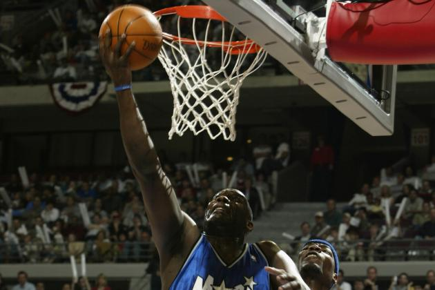 Like Old Times, 'The Reign Man' Shawn Kemp Takes to the Court, Craziness Erupts