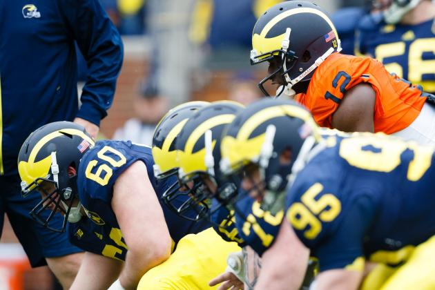 Michigan Football: Keys to Wolverines Starting 2013 on a High Note