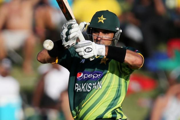 Zimbabwe vs. Pakistan: Scorecard, Recap and More from the 3rd ODI in Harare