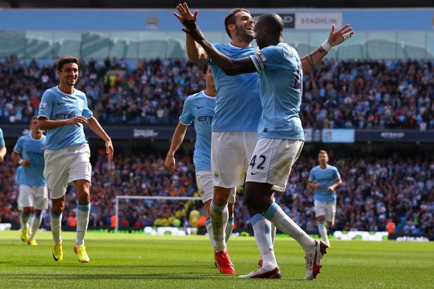 Manchester City vs. Hull City: Score, Grades and Post-Match Reaction