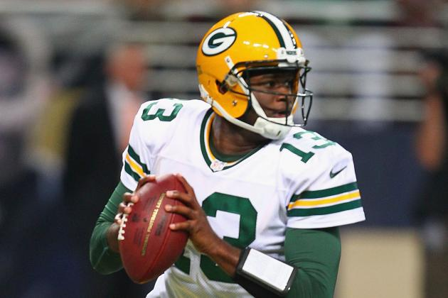 Packers Cut Vince Young