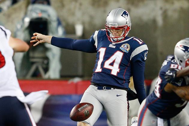 Report: Patriots Cut Punter Mesko