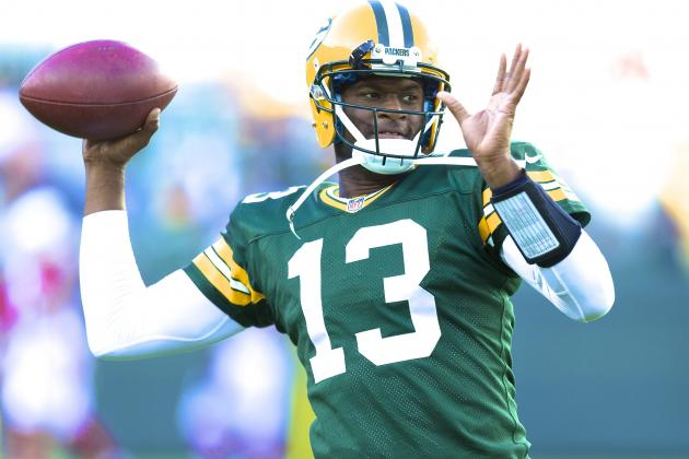 Vince Young Announces His Release from the Green Bay Packers on Twitter