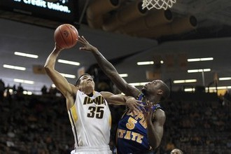 Iowa Puts Walk-on Stokes on Scholarship for 2013-14