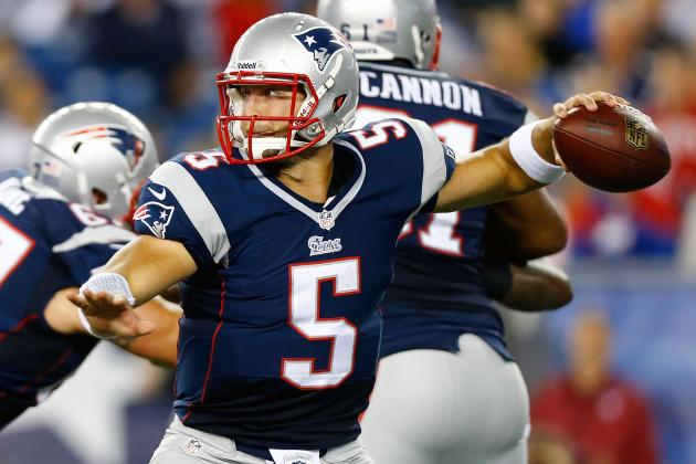 Twitter Reacts to Tim Tebow's Reported Release from the New England Patriots