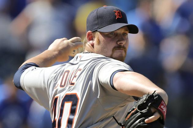 Phil Coke Likely to Be First of Several Call-Ups for Detroit Tigers