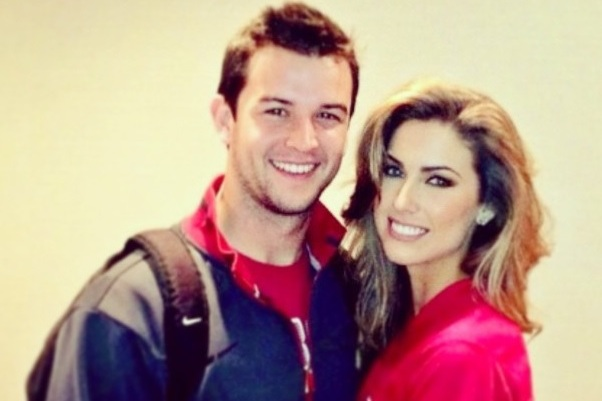 Katherine Webb Owns Twitter Troll in Defense of AJ McCarron