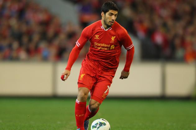 Luis Suarez's Absence Will Provide Long-Term Benefit for Liverpool