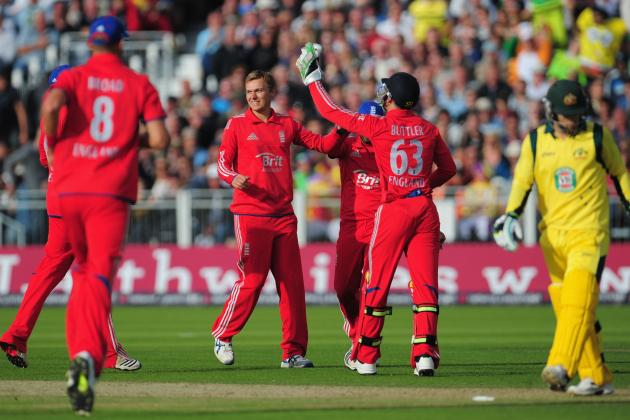 England vs. Australia Cricket 2013: Video, Scorecard, Recap from 2nd T20