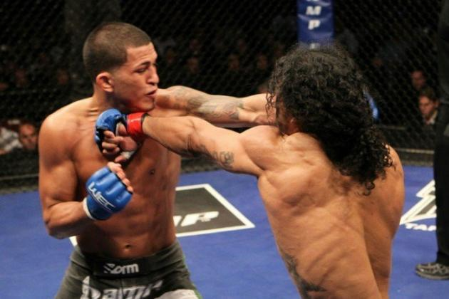 Final UFC 164 Main Card Odds and Predictions