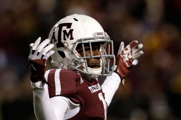 Aggies Suspend 4 Players for 2 Games
