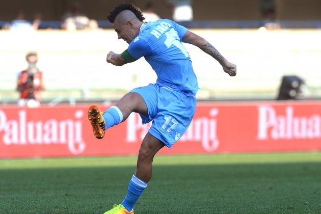 ESPN Gamecast: Chievo Verona v Napoli