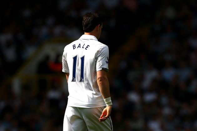 Gareth Bale Faces Most Pressure of Career If Real Madrid Transfer Is Completed