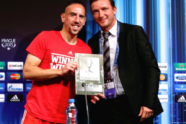 Franck Ribery's Best Player Award Win Is a Message to Individualistic Players