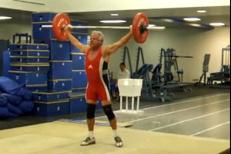 80-Year-Old Weightlifter Banned for Steroids by USADA