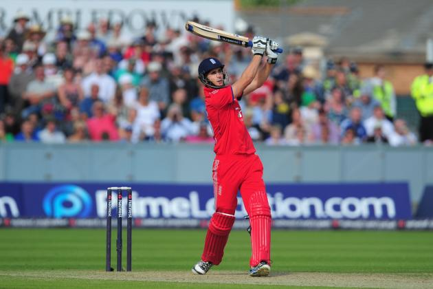 England vs. Australia T20 International 2013: Alex Hales Backs Up New Contract