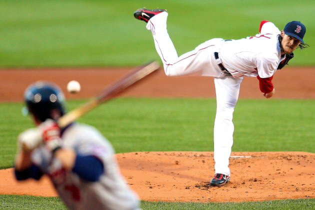 Can Clay Buchholz Return to Form in Time to Be Red Sox's Playoff Ace?
