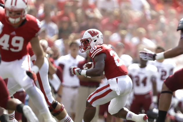 No. 23 Wisconsin Steamrolls Massachusetts