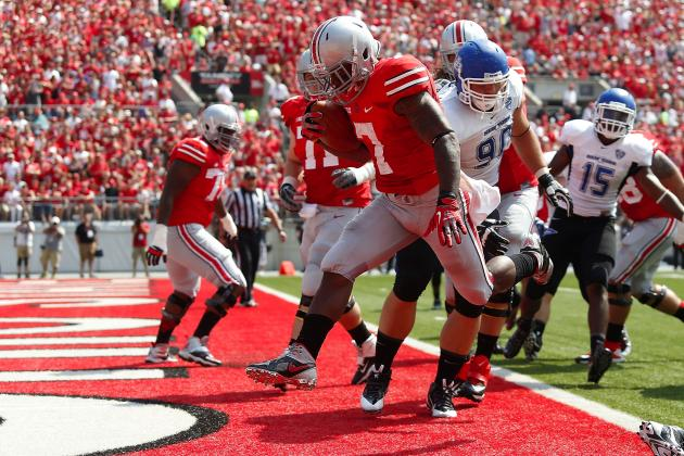Buffalo vs. Ohio State: Live Score, Analysis and Results