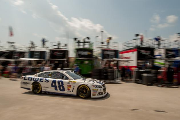 AdvoCare 500 2013: Start Time, Lineup, TV Schedule and More