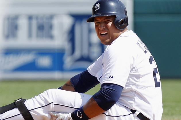 Miggy out Today After Leaving Last Night